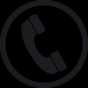 ícone telefone